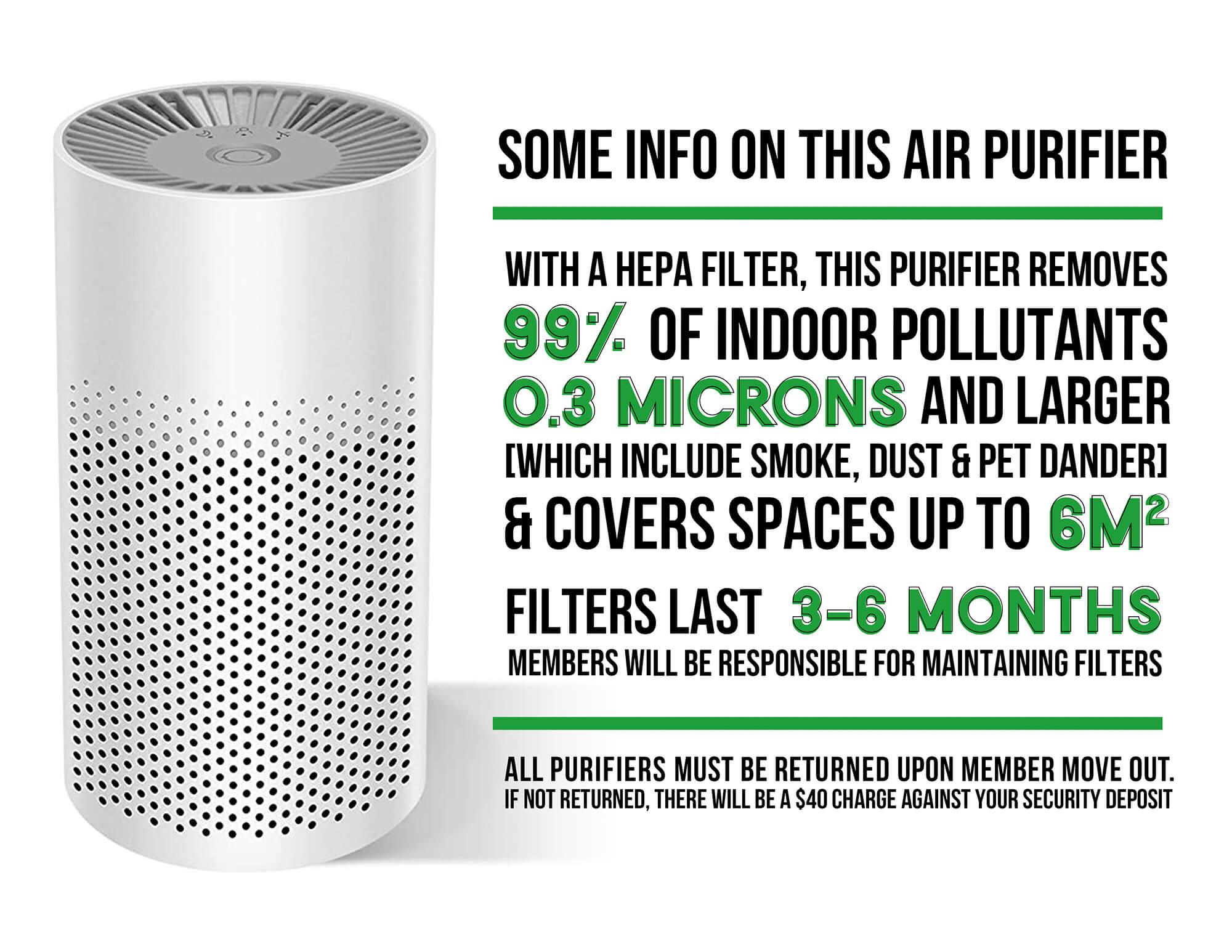 Air Purifier Flier