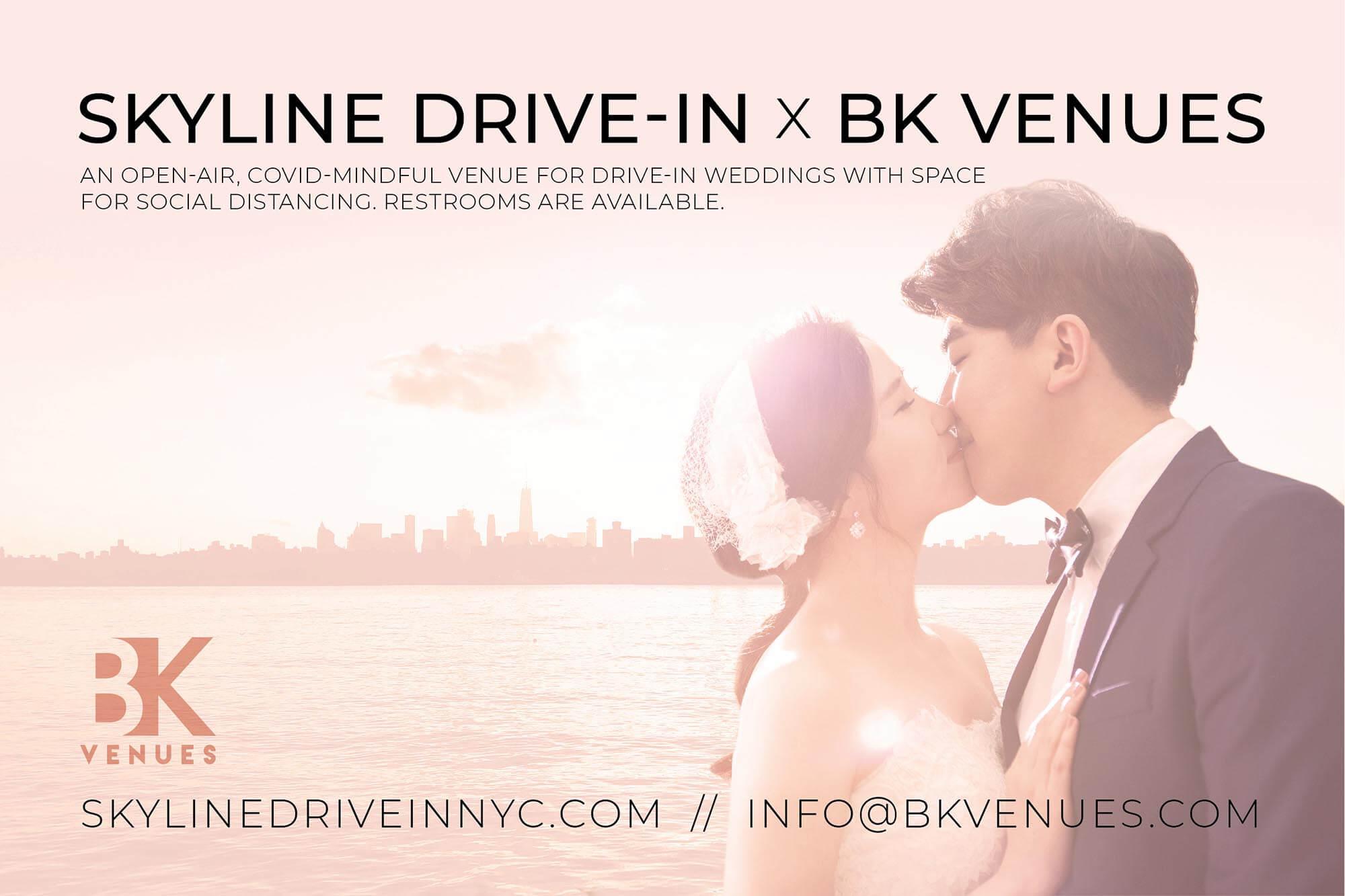 Skyline x BKVenues Ad