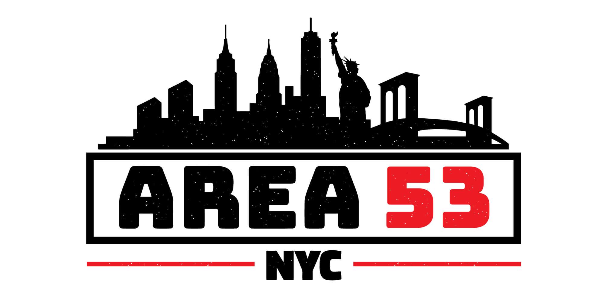 Area 53 NYC Logo