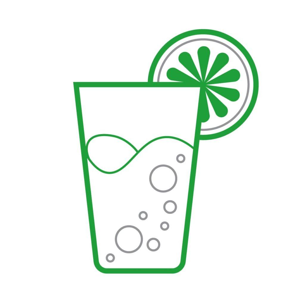 Greendesk Icons_Fruit Infused Water