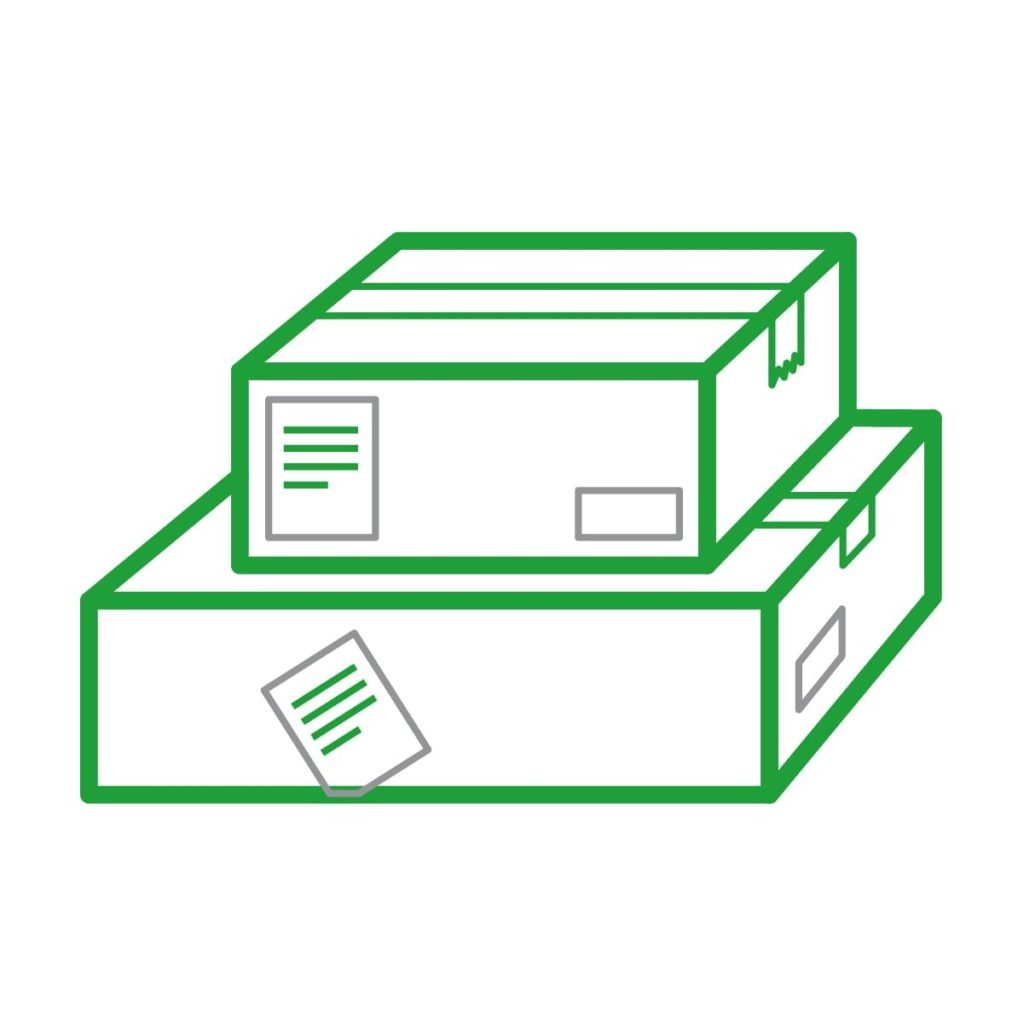 Greendesk Icons_Mail-Package Service