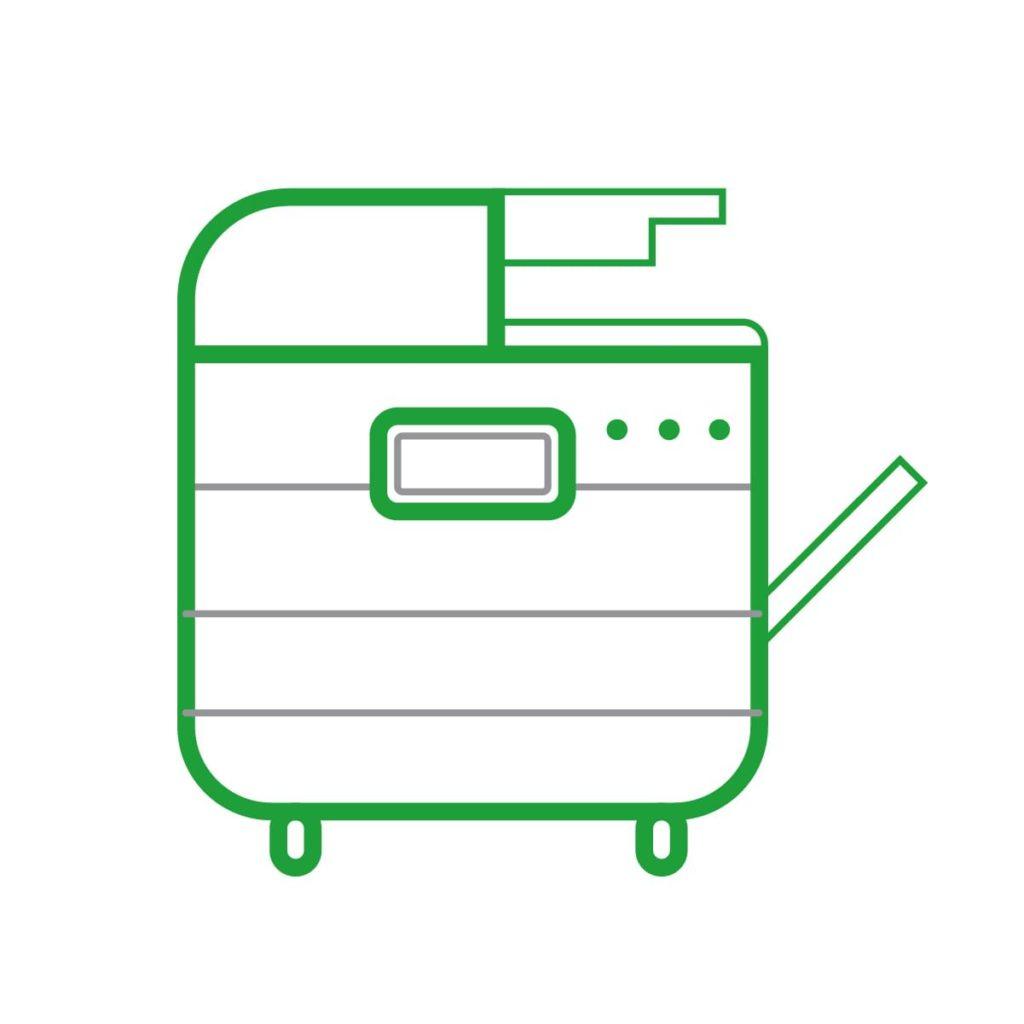 Greendesk Icons_Multiprinter