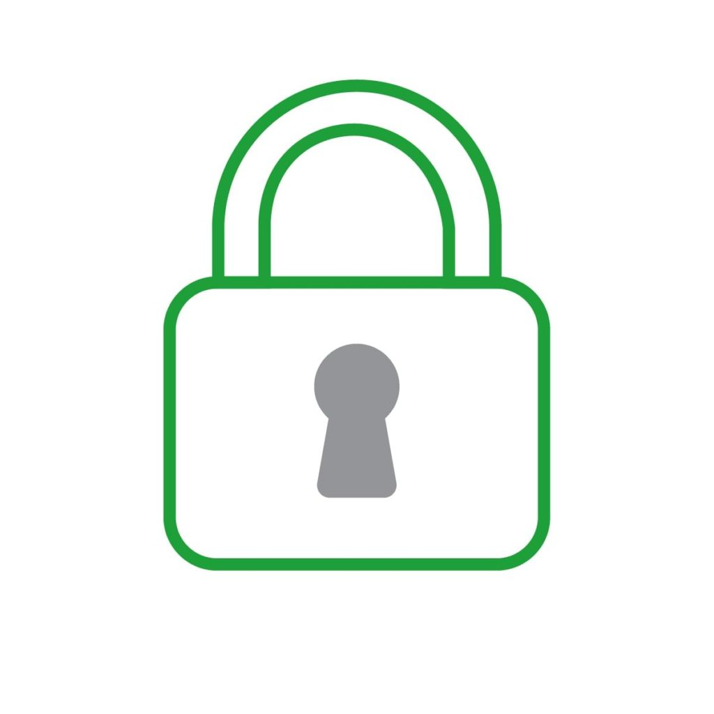 Greendesk Icons_Secure