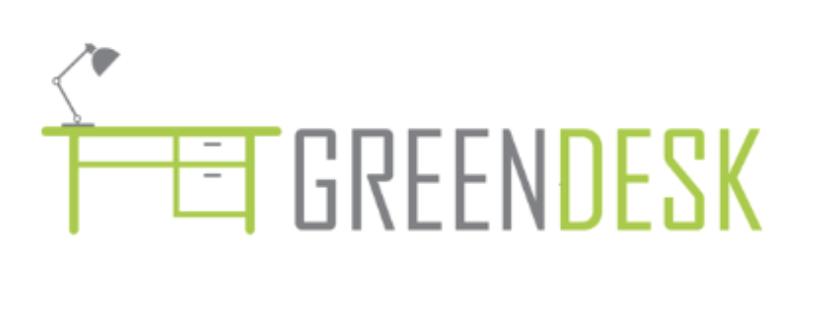 Greendesk Logo Example